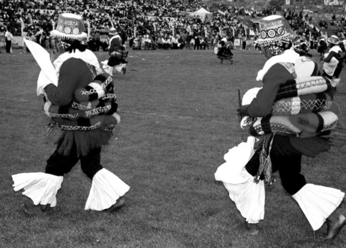 En las dictaduras de Velasco y Morales Bermúdez ocho millones de peruanos  asistieron a espectáculos de teatro y danzas así como a museos y huacas
